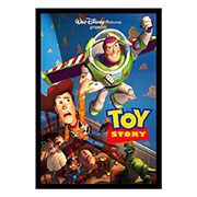 Портретный постер Toy Story